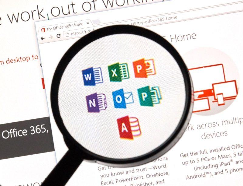 מיקרוסופט אופיס 365 - פלטפורמת הענן לעסקים
